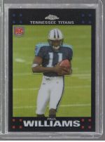 1997 Topps Chrome Paul Williams