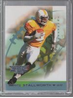 2002 Topps Debut Donte Stallworth