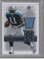 2007 SP Rookie Threads Paul Williams