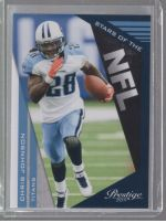 2011 Panini Prestige Chris Johnson