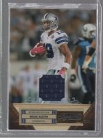 2011 Panini Timeless Treasures Miles Austin