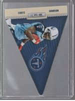 2012 Panini Rookies & Stars Chris Johnson