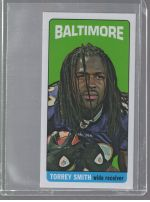 2012 Topps Torrey Smith