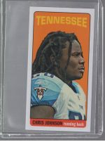2012 Topps Chris Johnson
