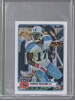 2012 Topps Chrome Damian Williams