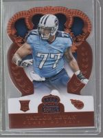 2014 Panini Crown Royale Taylor Lewan