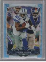 2014 Topps Chrome DeMarco Murray