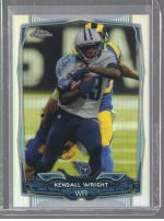 2014 Topps Chrome Kendall Wright