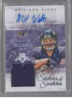 2015 Panini Gridiron Kings Maxx Williams