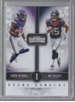 2016 Panini Contenders Will Fuller V, Laquon Treadwell