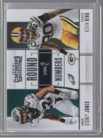 2017 Panini Contenders Sidney Jones, Kevin King