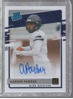 2020 Panini Chronicles Draft Picks Aaron Parker