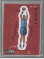 1997-98 Collectors Choice Bryant Reeves