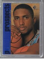 1996-97 Upper Deck SP Shareef Abdur-Rahim