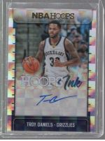 2017-18 Panini NBA Hoops Troy Daniels