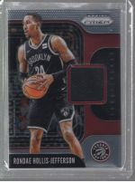 2019-20 Panini Prizm Rondae Hollis Jefferson
