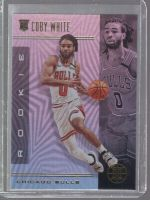 2019-20 Panini Illusions Coby White