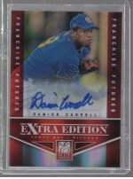 2012 Donruss Elite Extra Damion Carroll