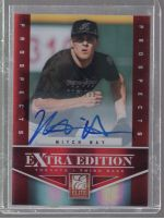 2012 Donruss Elite Extra Mitch Nay