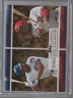 2012 Topps Justin Upton, Andre Dawson