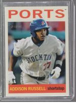 2013 Topps Heritage Addison Russell