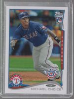 2014 Topps Opening Day Michael Choice