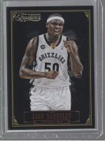 2012-13 Panini Timeless Treasures Zach Randolph