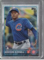 2015 Topps Addison Russell