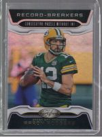 2019 Panini Certified Legends Material Printing Plate Magenta Aaron Rodgers<br />Card Owner: Ryan Cordova