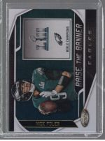2019 Panini Certified Legends Material Printing Plate Magenta Nick Foles<br />Card not available