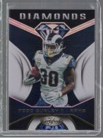 2019 Panini Certified Legends Material Printing Plate Magenta Todd Gurley II<br />Card Owner: Efren Martin