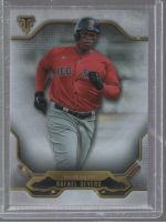 2020 Topps Triple Threads Legends Material Printing Plate Magenta Rafael Devers<br />Card not available