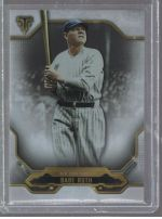 2020 Topps Triple Threads Legends Material Printing Plate Magenta Babe Ruth<br />Card Owner: Jeff Kasun