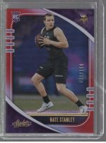 2020 Panini Absolute Nate Stanley
