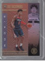 2019-20 Panini Illusions Legends Material Printing Plate Magenta Rui Hachimura<br />Card not available