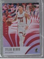 2019-20 Panini Illusions Legends Material Printing Plate Magenta Tyler Herro<br />Card Owner: Stephen Theriot
