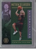 2019-20 Panini Illusions Legends Material Printing Plate Magenta Matthew Dellavedova<br />Card not available