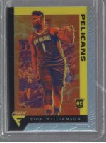 2019-20 Panini Chronicles Legends Material Printing Plate Magenta Zion Williamson<br />Card not available