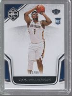 2019-20 Panini Chronicles Zion Williamson