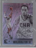 2019-20 Panini Chronicles Legends Material Printing Plate Magenta PJ Washington Jr<br />Card Owner: Aaron LaCasse