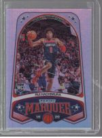 2019-20 Panini Chronicles Legends Material Printing Plate Magenta Rui Hachimura<br />Card not available