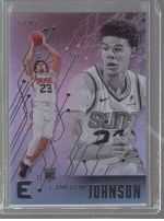 2019-20 Panini Chronicles Legends Material Printing Plate Magenta Cameron Johnson<br />Card not available