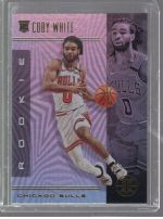 2019-20 Panini Illusions Legends Material Printing Plate Magenta Coby White<br />Card not available