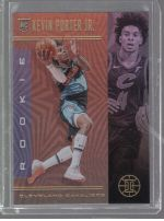 2019-20 Panini Illusions Legends Material Printing Plate Magenta Kevin Porter Jr<br />Card not available