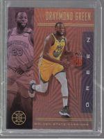 2019-20 Panini Illusions Legends Material Printing Plate Magenta Draymond Green<br />Card Owner: Jack Cooper