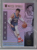 2019-20 Panini Illusions Legends Material Printing Plate Magenta Matisse Thybulle<br />Card not available