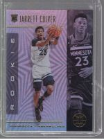 2019-20 Panini Illusions Legends Material Printing Plate Magenta Jarrett Culver<br />Card not available