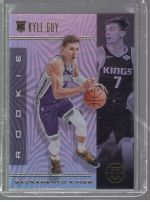 2019-20 Panini Illusions Legends Material Printing Plate Magenta Kyle Guy<br />Card not available