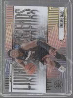 2019-20 Panini Illusions Legends Material Printing Plate Magenta Dwyane Wade<br />Card Owner: Stephen Theriot