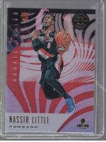 2019-20 Panini Illusions Legends Material Printing Plate Magenta Nassir Little<br />Card Owner: Jack Cooper